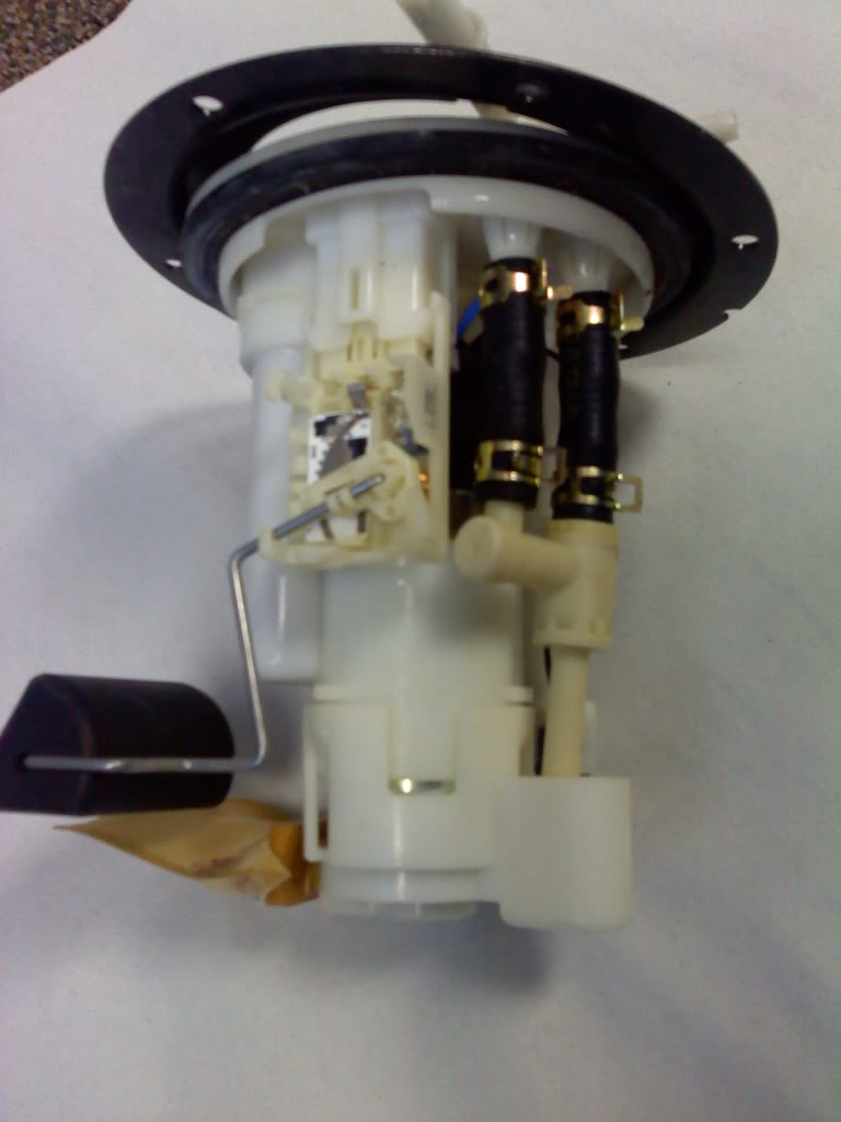 Inline Fuel Filter - Evolutionm